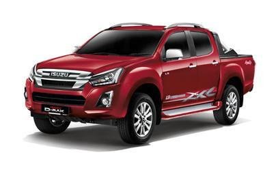 Isuzu D MAX Rodeo 2.5L VGS AT