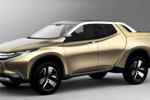Mitsubishi Siapkan Triton 2022 Pakai Mesin Hybrid, Satu Platform dengan Nissan Navara
