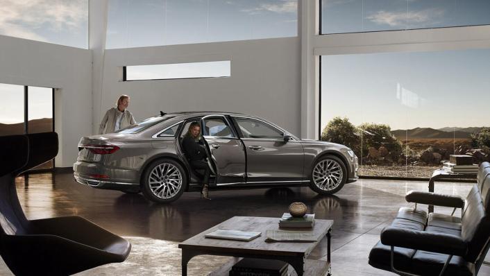 Audi A8 L 2019 Exterior 004