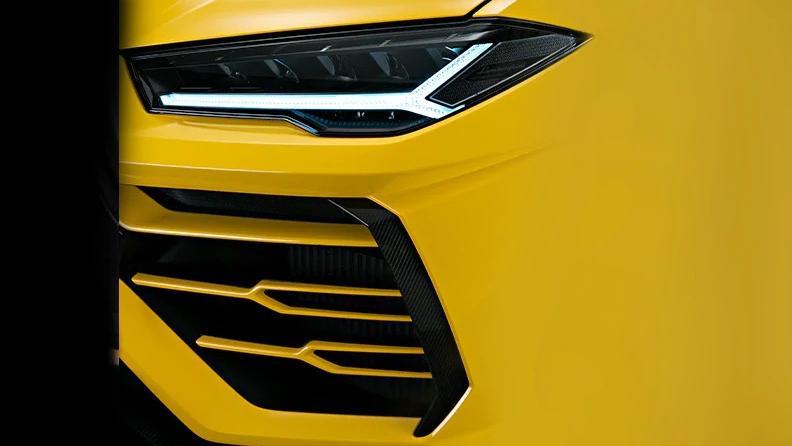 Lamborghini Urus 2019 Exterior 012