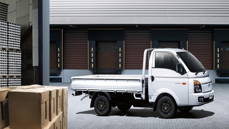 Hyundai H100 2019 Exterior 004