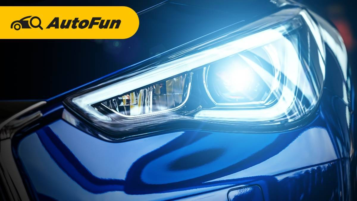 Ketahui Fungsi Lampu DRL Pada Mobil, Bukan Hanya Untuk Estetika Tapi Juga Keselamatan 01