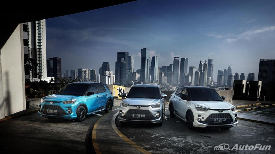 2021 Toyota Raize Exterior 035