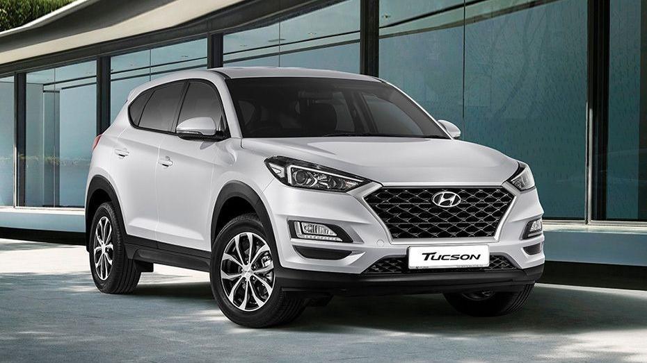 Hyundai Tucson 2019 Exterior 003