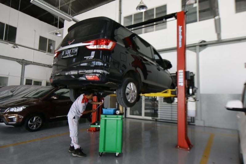 Biaya Perawatan Wuling Confero Terjangkau, Substitusi Part Bisa Pakai Toyota Yaris 02