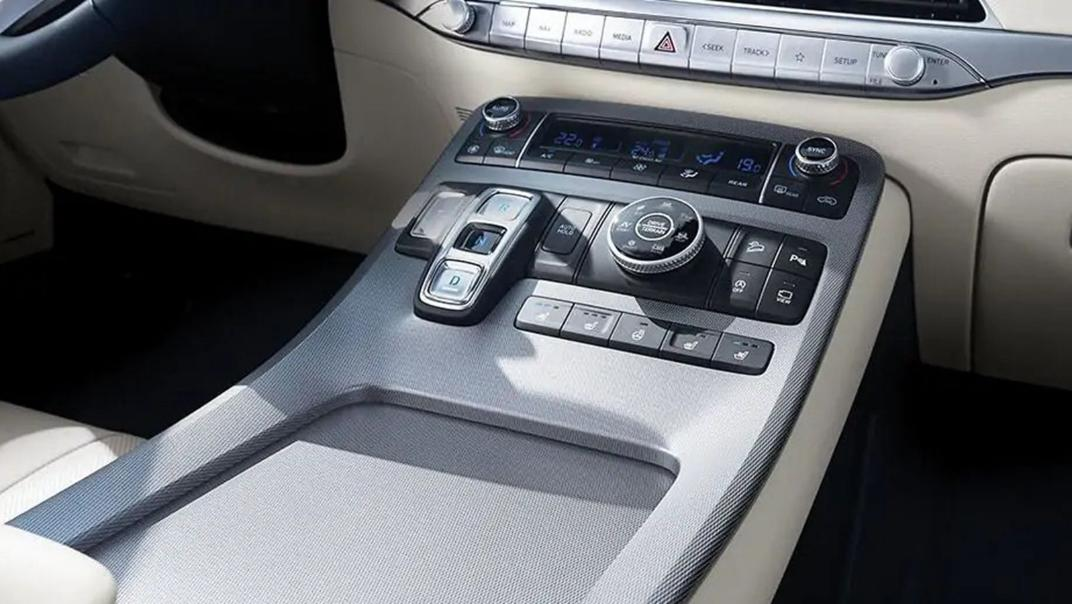 2021 Hyundai Palisade Interior 006