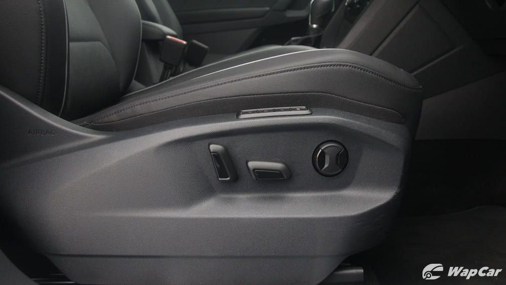 Volkswagen Tiguan 2019 Interior 040