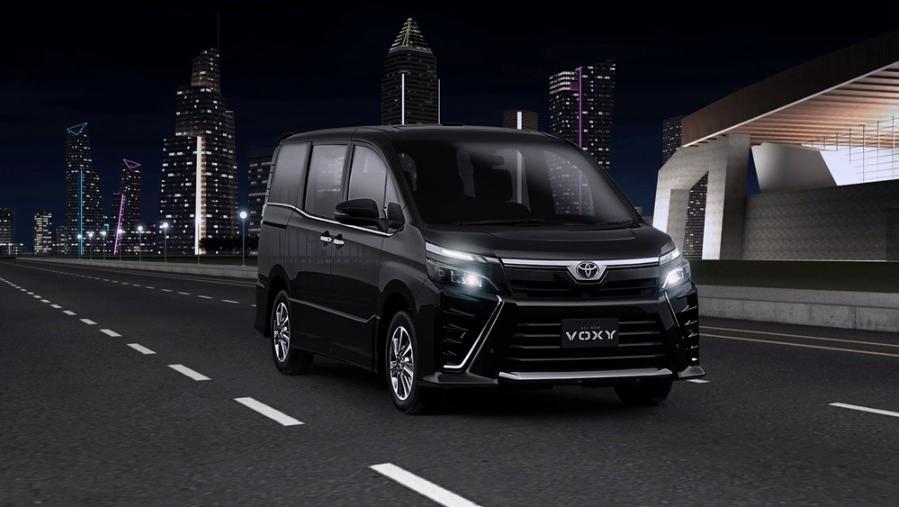 Toyota Voxy 2019 Exterior 012