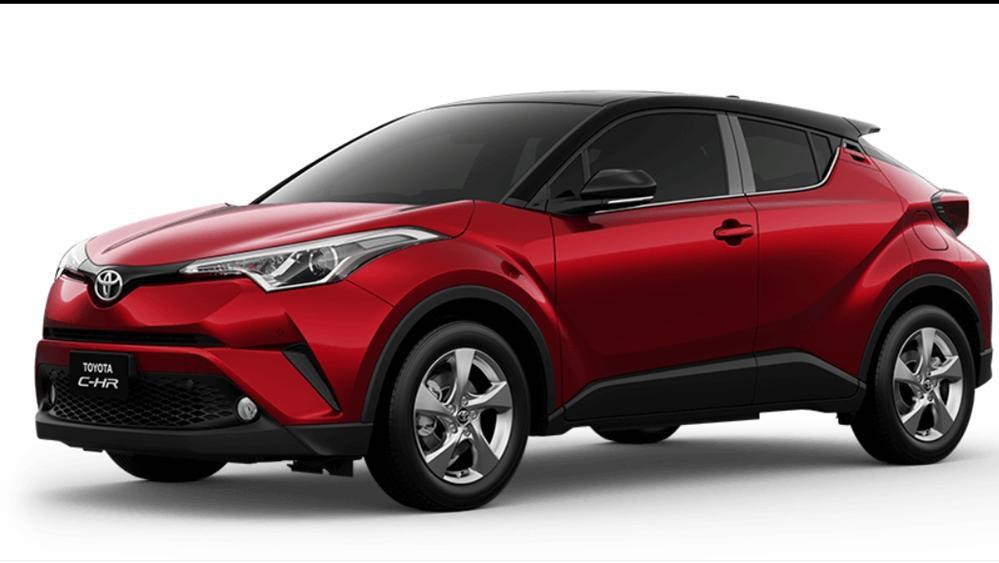 Toyota CHR 2019 Exterior 002