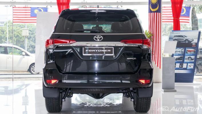 Toyota Fortuner 2019 Exterior 007
