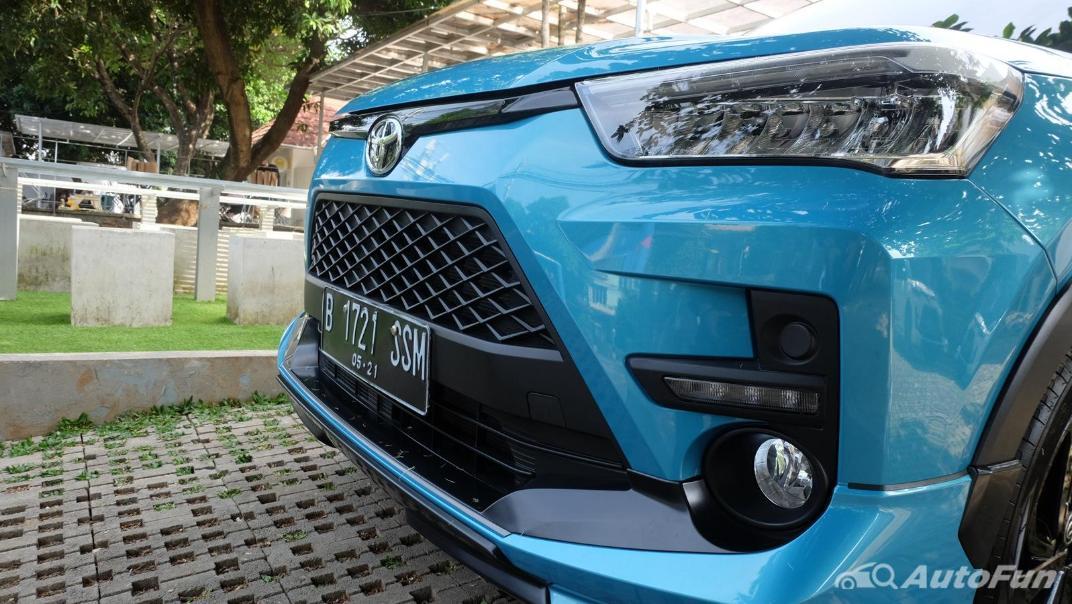 2021 Toyota Raize Exterior 019