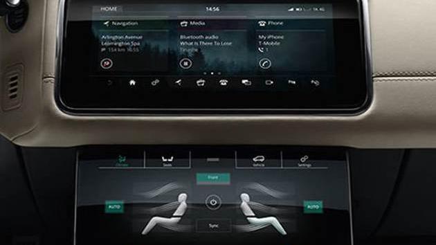 Land Rover Range Rover Velar 2019 Interior 007