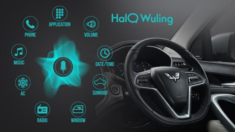 Wuling Almaz 2019 Interior 001