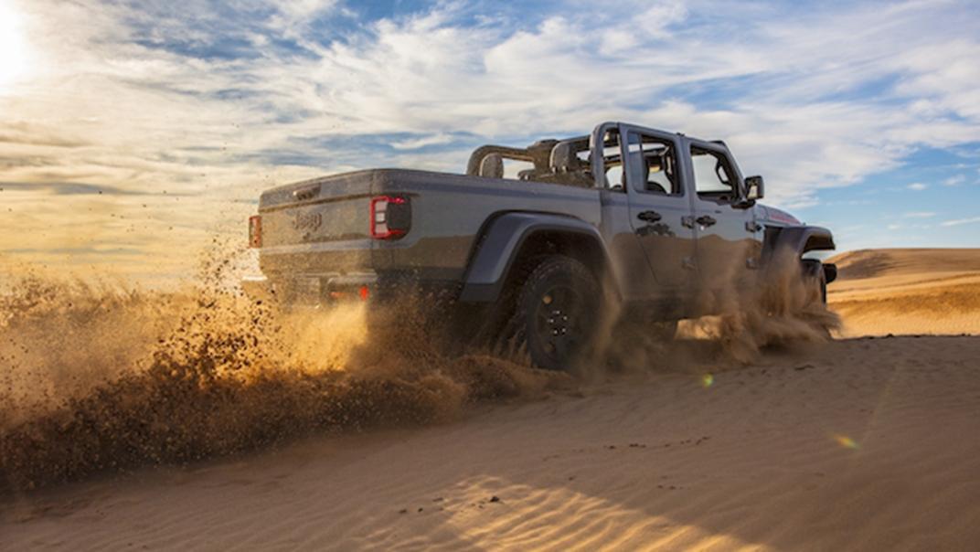 2021 Jeep Gladiator Exterior 004