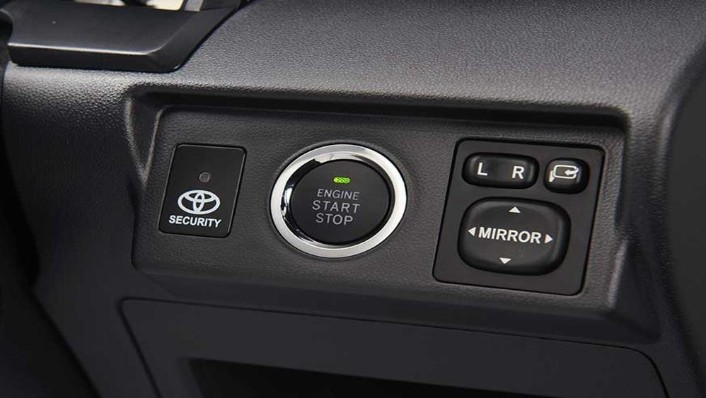 Toyota Avanza Veloz 2019 Interior 006