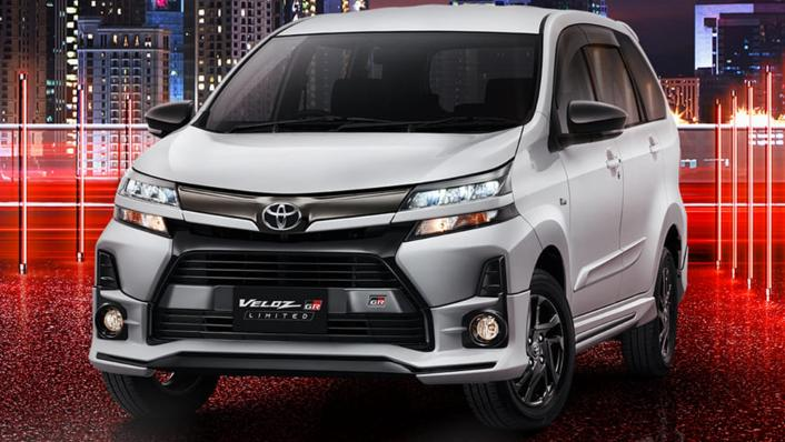 2021 Toyota Veloz 1.5 A/T GR Limited Exterior 001
