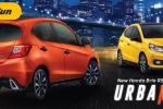 Apakah Keunggulan Honda Brio RS Urbanite Edition Bikin Pede Hadapi Daihatsu Sirion?