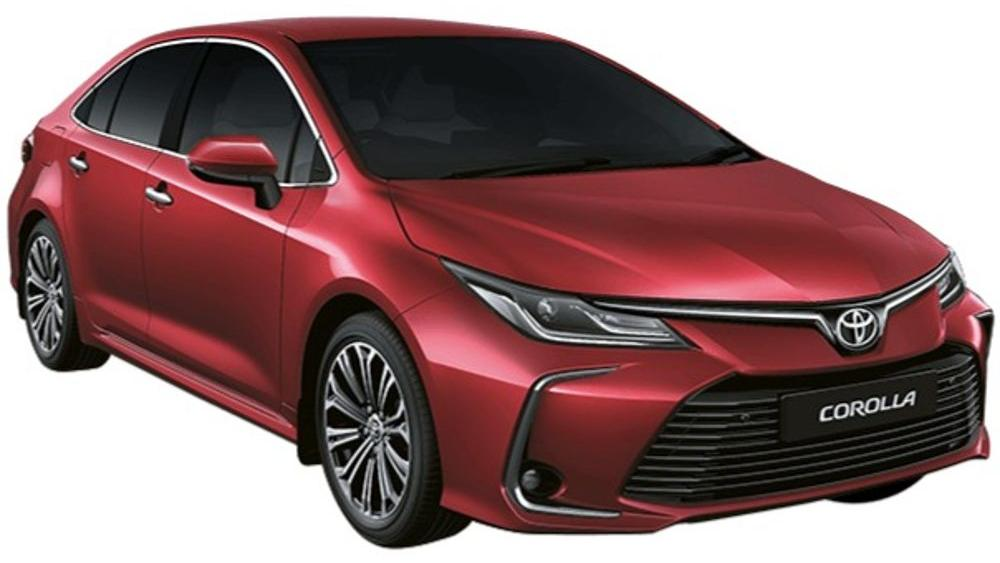 Toyota Corolla Altis 2019 Others 005