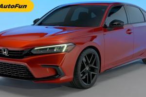 Honda Civic 2021 Sudah Rilis! Menjadi Normal?Apa Saja Yang Baru Dari Generasi Ke-11 Ini?