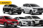 Daftar Mobil Teraman di Indonesia Hasil Pengujian ASEAN NCAP. Mulai Toyota hingga MG