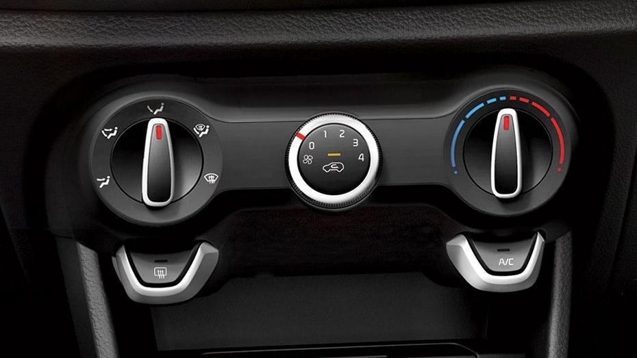 Kia Picanto 2019 Interior 009