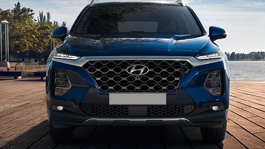 Hyundai Santa Fe 2019 Exterior 002