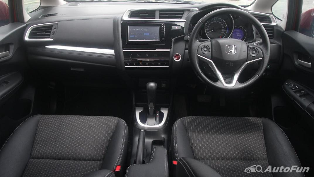 Honda Jazz 2019 Interior 034