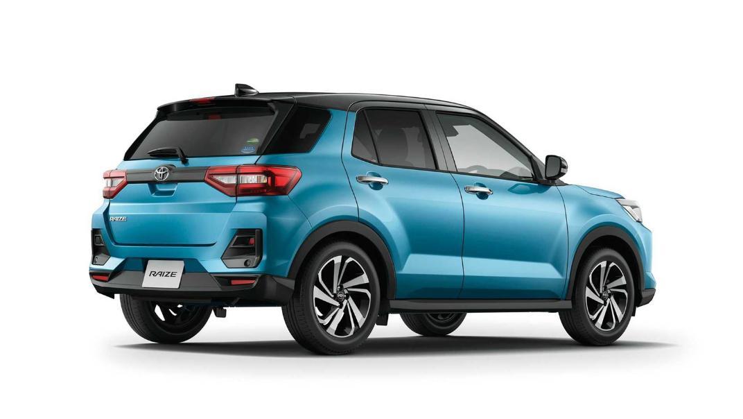 2021 Toyota Raize Exterior 069