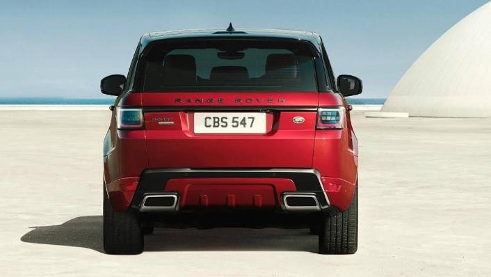 Land Rover Range Rover Sport 2019 Exterior 010