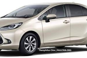 Sudah Waktunya Ganti Generasi, Bakal Seperti Inikah Toyota Vios 2022?