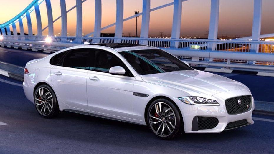 Jaguar XF 2019 Exterior 003
