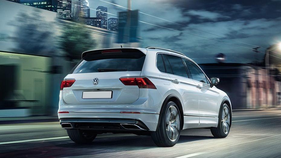 Volkswagen Tiguan 2019 Exterior 038