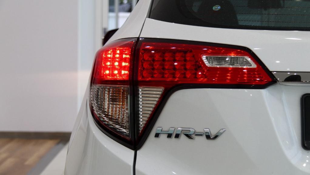 Honda HRV 2019 Exterior 013