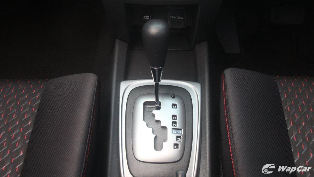 Toyota Avanza 2019 Interior 011
