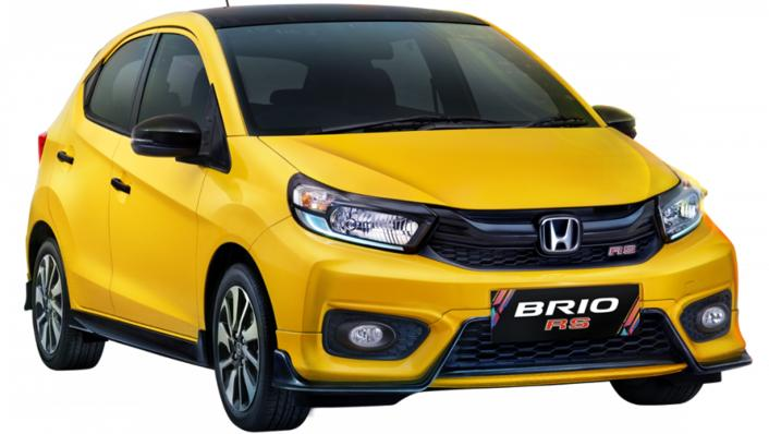 2021 Honda Brio RS M/T Urbanite Edition Exterior 001