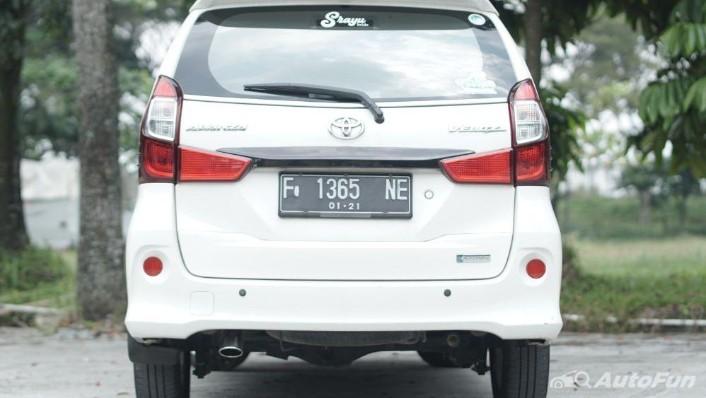 Toyota Avanza Veloz 1.3 MT Exterior 009