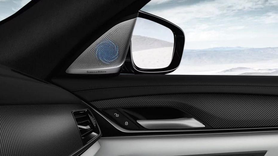 BMW M5 2019 Interior 010
