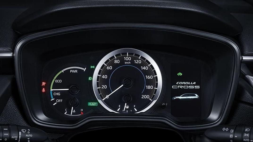 Toyota Corolla Cross Interior 003