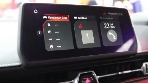 Toyota Supra 2019 Interior 006