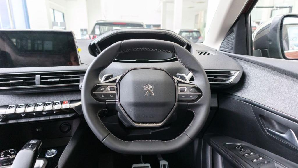 Peugeot 3008 2019 Interior 005