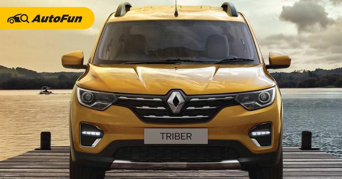 Minat Beli Renault Triber? Ini yang Perlu Anda Tahu Dulu 01