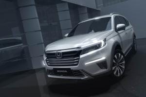 Menerka Honda N7X Concept Calon All New BR-V, Siapa Saja Lawannya?