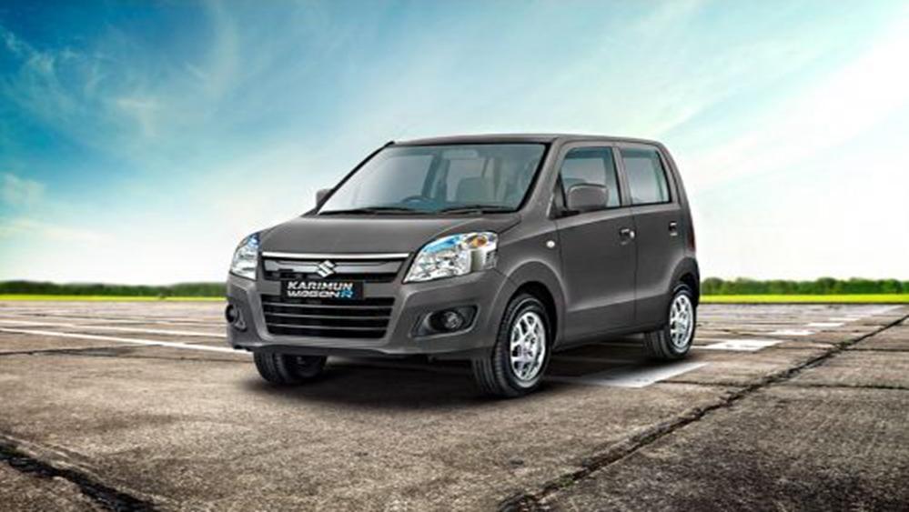 Suzuki Karimun Wagon R 2019 Exterior 002