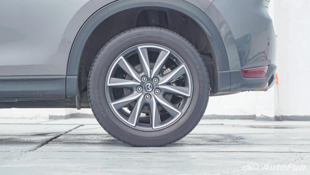 Mazda CX 5 Elite Exterior 048