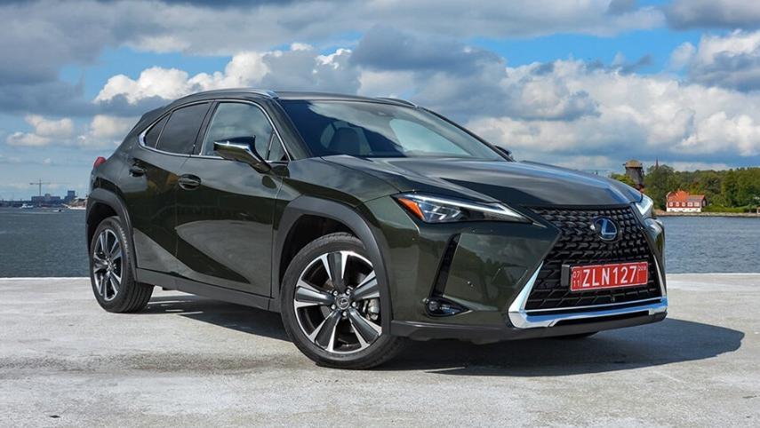 Lexus UX 2019 Exterior 009