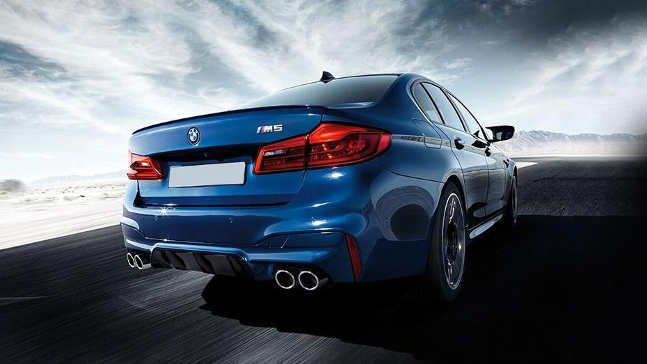 BMW M5 2019 Exterior 006