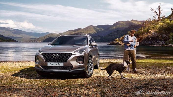 Hyundai Santa Fe 2019 Exterior 006