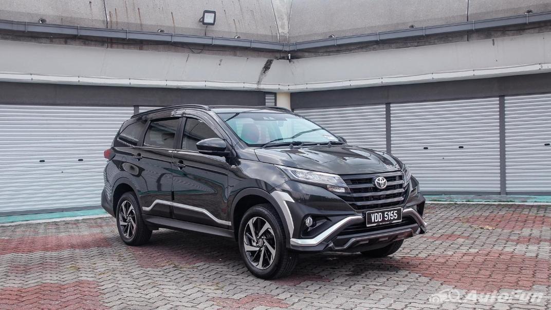 Toyota Rush 2019 Exterior 003