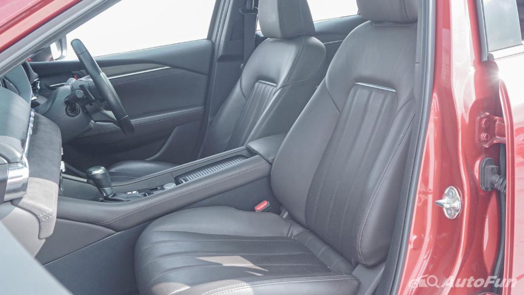 Mazda 6 Elite Estate Interior 041