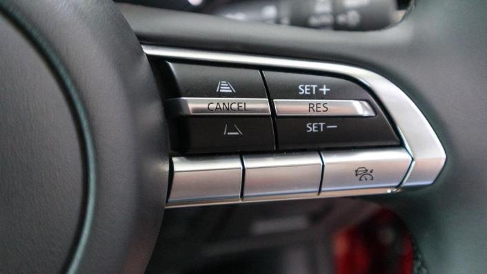 Mazda 3 2019 Interior 006